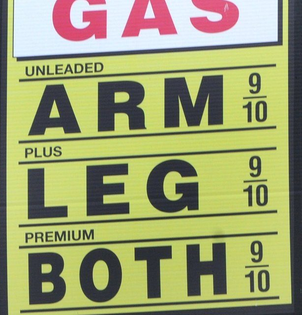 Will The High Cost of Gas Put A Crimp In Your Skiing?