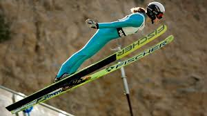 Women's Ski Jumping Takes A Fall.