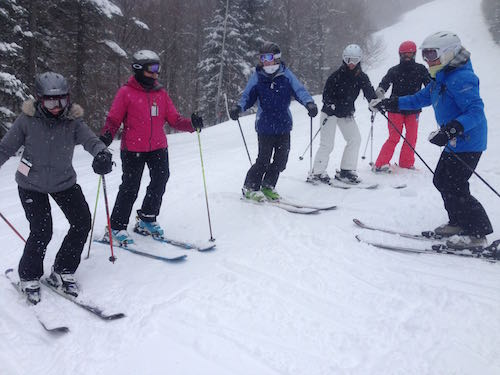 Clinic Review: Okemo's Women's Alpine Adventures