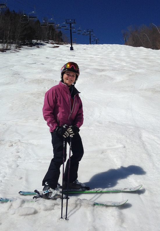 Me at Okemo, April 13, 2015