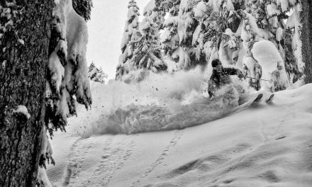 A Chat with Freeskiing Champion Elyse Saugstad