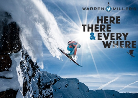 Here, There & Everywhere: A Review of the '16/'17 Warren Miller Movie