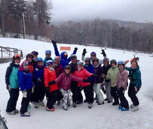 Clinic Review: Women's Discovery Program, Sugarbush, VT