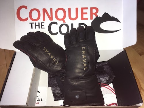 Gear Review: Chaval SuperNova Heated Gloves