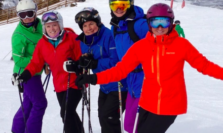 What does it mean to be a Ski Diva?