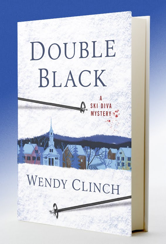 The reviews for DOUBLE BLACK are starting to come in! And they're good!