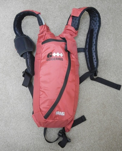 Gear Review: Geigerrig Red Rig Hydration Pack