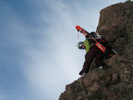 What's It Like To Ski All of Colorado's 54 14er's? A Chat with Brittany Konsella.