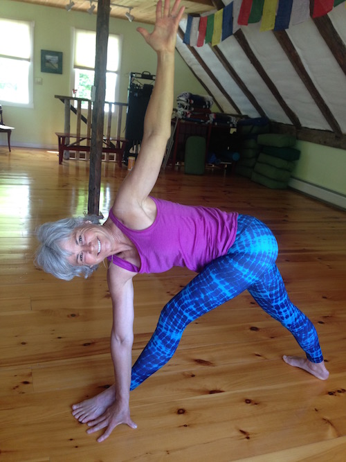 Keeping in Shape for Skiing: Y Not Yoga?