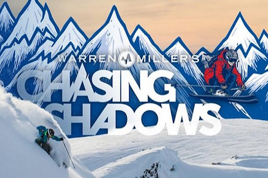 Chasing Shadows: A Review of the '15/'16 Warren Miller Movie