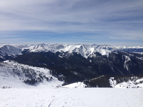 A Tale of Two Resorts: Keystone and A-Basin