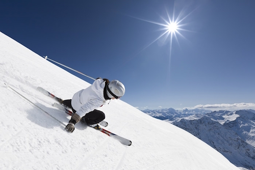 Why We Love Spring Skiing.