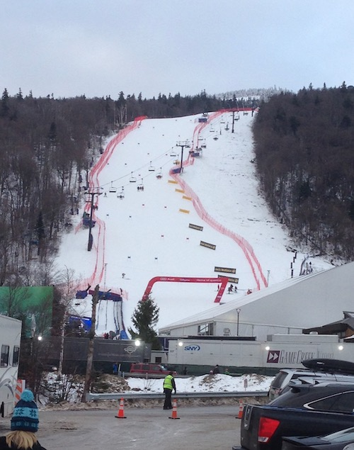A Day at the Races: The 2016 Audi FIS World Cup