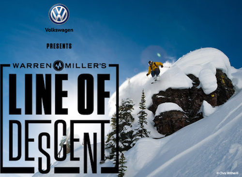 Line of Descent: A Review of the '17/'18 Warren Miller Movie