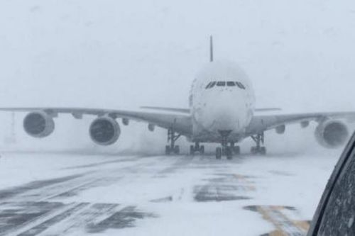 Flying in winter? What you need to know.