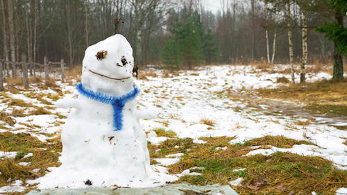 Sad about the end of winter? It could be Seasonal Affective Disorder.