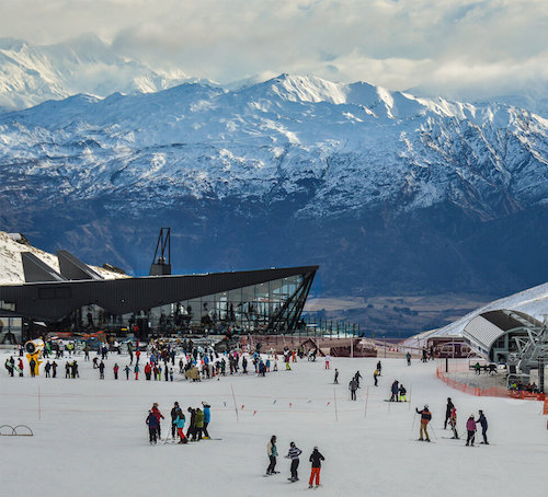 10 things to do at the end of ski season.