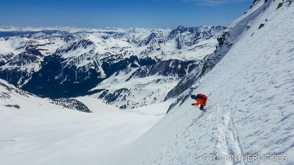 A chat with Christy Mahon, record-breaking ski mountaineer.